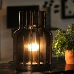 Designer Wooden Table Lamp