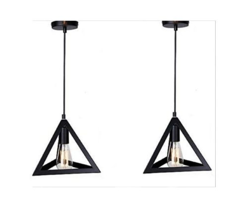 Triangular Pendat Lamp