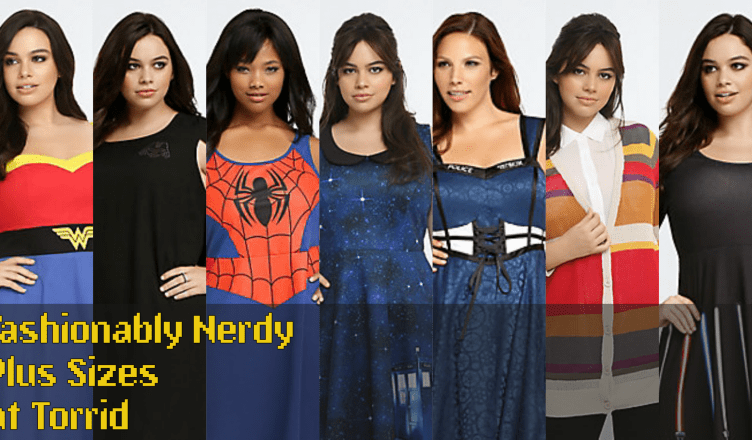 Nerdy Plus Size: Star Wars, Doctor Who & More – Fashionably ...