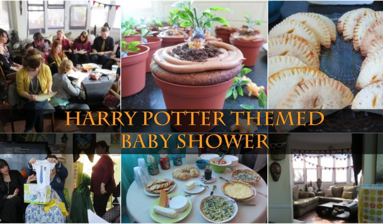 Geek Chic Events: Harry Potter Themed Baby Shower ...
