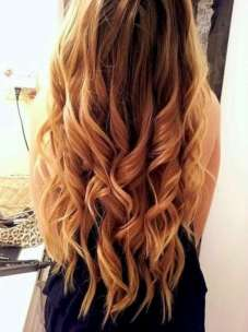 2015 Long Hairstyles - Yellow