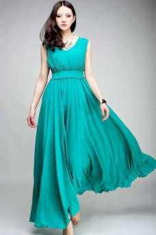 Chiffon Prom Dresses 2015