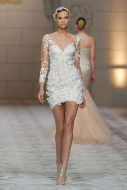 Short Wedding Dresses 2015