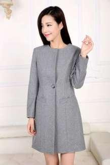 2015 Coat Models - Gray