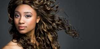 2015 Curly Hair Models
