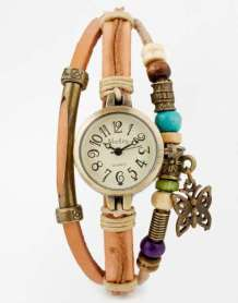 Medley Tan Brown Watch