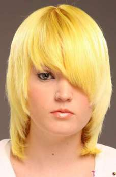 Yellow Hair Colors
