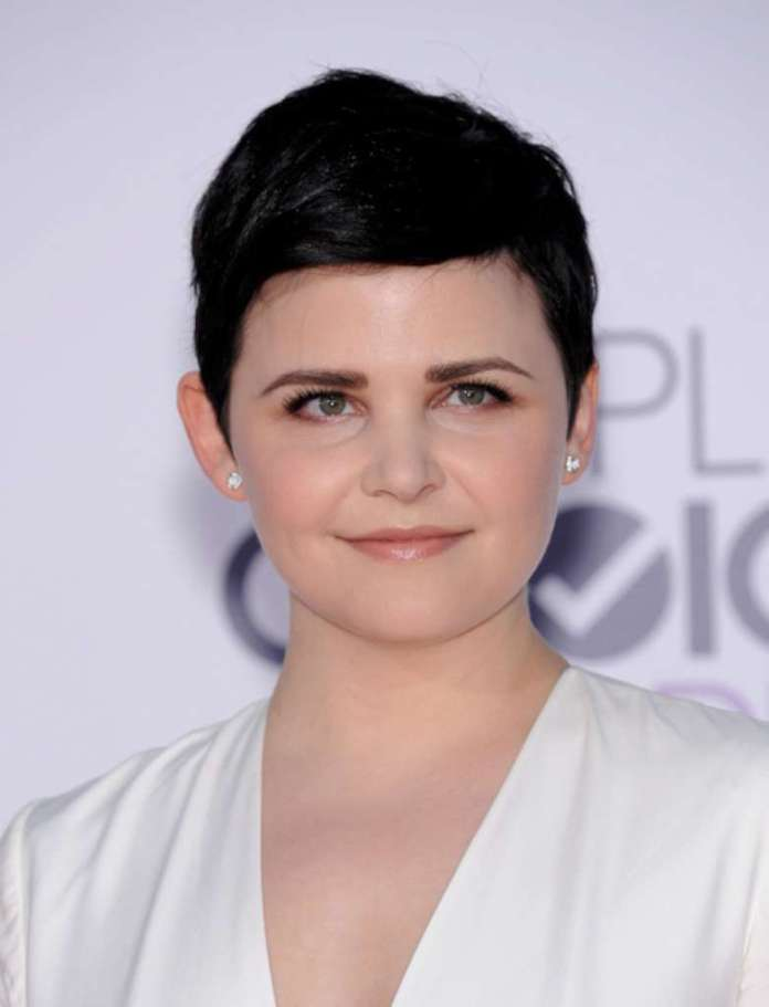 Short Hairstyles For Round Faces - 4