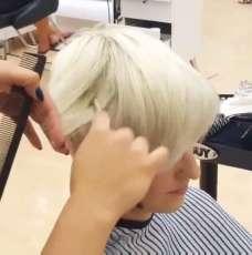Short Haircuts Videos Females - 3