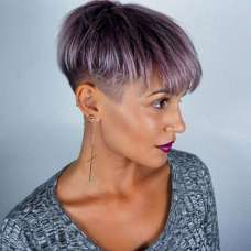 Short Hairstyles For Thick Hair Video - 1