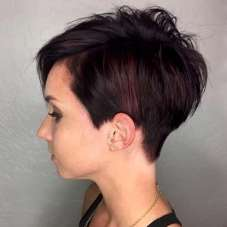 2017 Short Hairstyles Black - 4