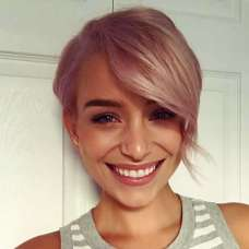Rose Hairstyles For Short Hair - 1