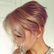 Rose Hairstyles For Short Hair - 2