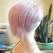 Rose Hairstyles For Short Hair - 7