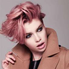 Rose Hairstyles For Short Hair - 8
