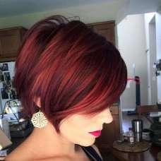 Bonnie Angus Short Hairstyles - 1