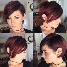 Bonnie Angus Short Hairstyles - 2