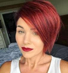 Bonnie Angus Short Hairstyles - 5