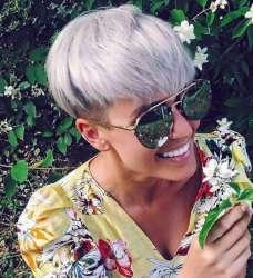 Madeleine Schön Short Hairstyles - 5