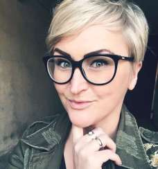 Anni Kuestenwelt Short Hairstyles - 5