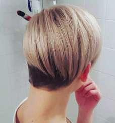Bianca Albert Short Hairstyles - 3