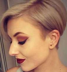 Bianca Albert Short Hairstyles - 7