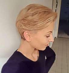 Bianca Albert Short Hairstyles - 9