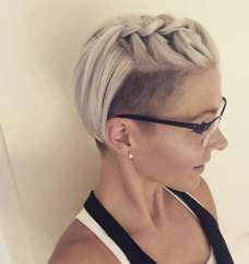 Fanny Roly Short Hairstyles - 1