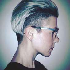 Fanny Roly Short Hairstyles - 8