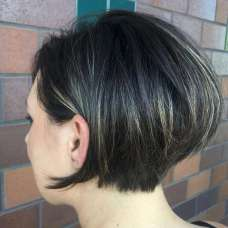 Katie Sanchez Short Hairstyles - 3