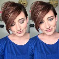 Kaycie Harrison Short Hairstyles - 2