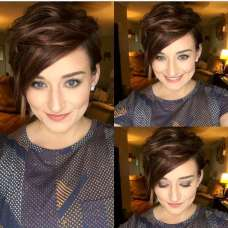Kaycie Harrison Short Hairstyles - 9