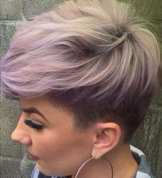 Lena Taryanik Short Hairstyles - 14