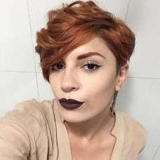 Stefanny Crespo Short Hairstyles - 9