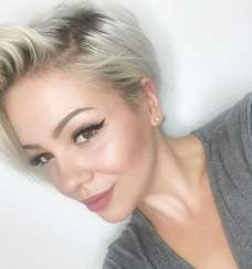 Fanny Rst Short Hairstyles - 9