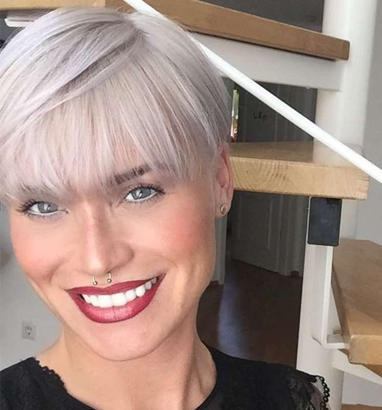 Mandy Kay Bart Short Hairstyles 7 Fashion And Women