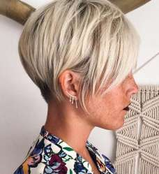Short Hairstyle 2018 - 3