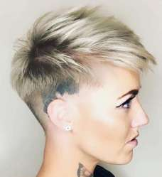 Short Hairstyle 2018 - 8