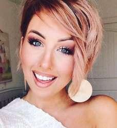 Jen Schmierer Short Hairstyles - 1
