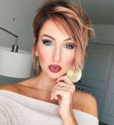 Jen Schmierer Short Hairstyles - 8