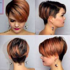 Sali Rasa Short Hairstyles 2018 - 4