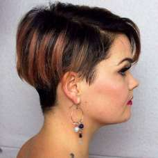 Sali Rasa Short Hairstyles 2018 - 5