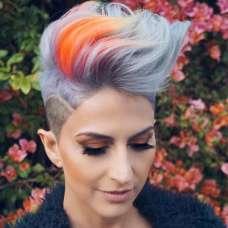 Alineh Avanessian Short Hairstyles - 3