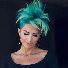 Alineh Avanessian Short Hairstyles - 4