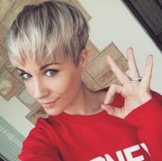 Corinne Gerrard Short Hairstyles - 1