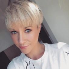 Corinne Gerrard Short Hairstyles - 9