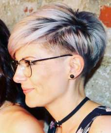 Dori Bellanni Short Hairstyles - 8