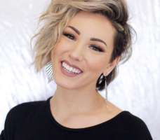 Short Hairstyles Chloe Brown - 6