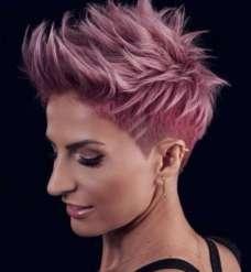 Alineh Short Hairstyles - 2