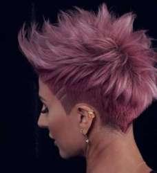 Alineh Short Hairstyles - 3